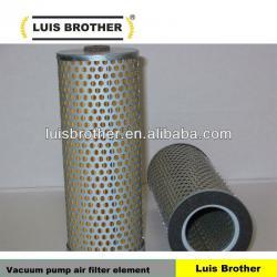Vacuum pump air filter element C718