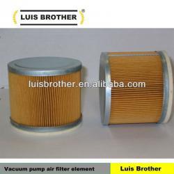 Vacuum pump air filter element C912