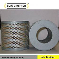 vacuum pump air intake filter element 730519