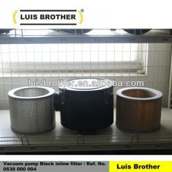 Vacuum pump Inline filter Ref No 0530000004