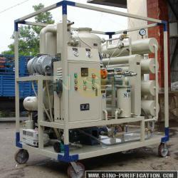 VFD-50 insulation oil recovery machine