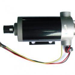 vibration plate permanent magnet dc brush motor