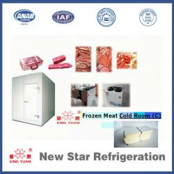 Walk in industrial refrigeration chamber/ fridge freezer/cold room price