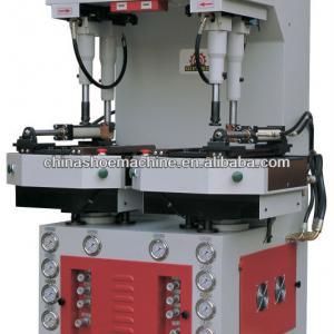 Walled Sole Attaching Machine