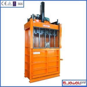 waste cardboard baler machine