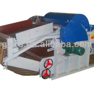 waste fiber recycling machine