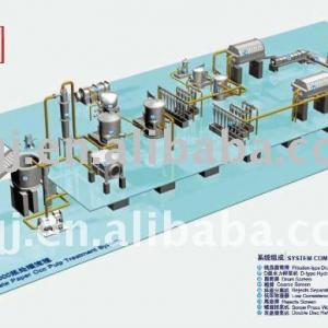 Waste Paper Pulp Deinking System For Pulp Preparation Line