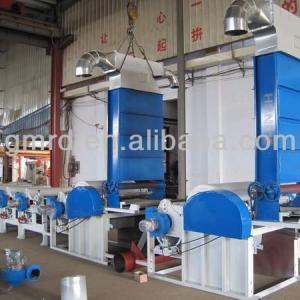 Waste Polyester Fabric Recycling Machine