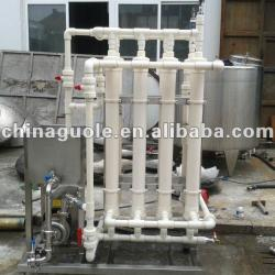 water filter hollow fibre ultra-filtration device