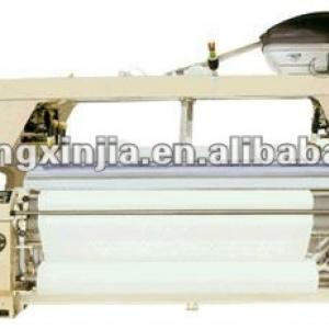 water jet China supplier shuttleless looms Textile machinery with double nozzle and Dobby Shedding