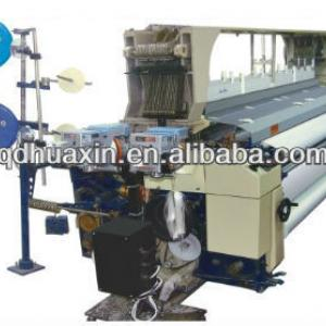 Water jet textile machine