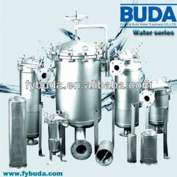 Water Treatment Equipment! Stainless Steel Bag Filter Housing