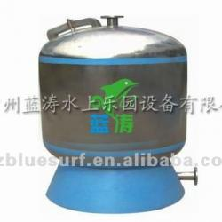 Water treatment equipments Stainless steel filter