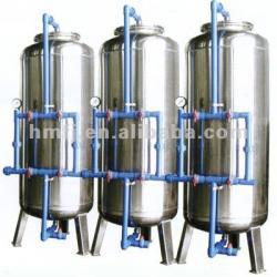 Water Treatment Filter Equipment