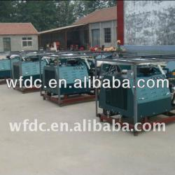 wc-18 mechanical wood shredder,industrial wood shredder