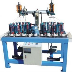 webbing braiding machine