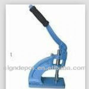 WELDON Good hand press grommet machine
