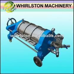 whirlston automatic horizontal beer diatomite filter