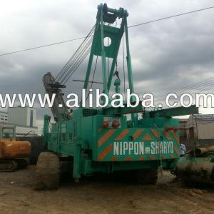 Winwinused Machinery ] Pile Driver NIPPON SHARYO DH608