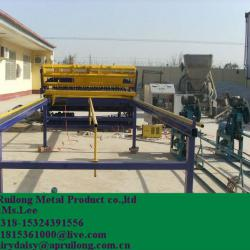 wire mesh fence welding machine factory Anping China