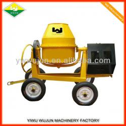 WJMAC CM-4A 350 Litres Concrete Mixer with Diesel Engine