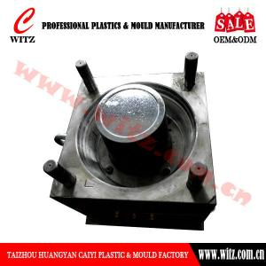WT-HP02B water bucket high quality plastic injection mould,export mould,making mould