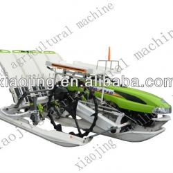 xiaojing brand 4 rows walking mobile rice transplanter