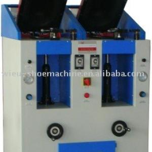 Xx0211 Double-head Cover Type Sole Attaching Machine