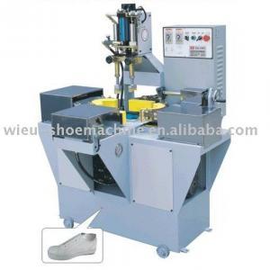 Xx0393 Auto Hydraulic Cross Type Sole Edge Pressing Machine