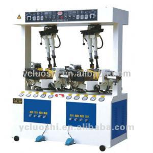 XYHQ-Yshoe sole and bottom attaching machine