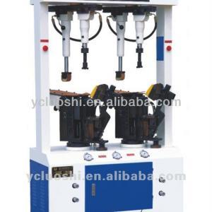 XYHZ Oil Hydraulic Sole Attaching Pressing Machine With Semi-automatic