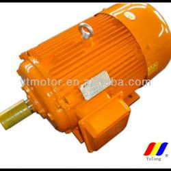 Y Series Three-Phase AC universal electric motor 1.5kw for universal machinery