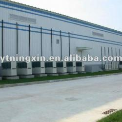 Yantai Ningxin large scale cold storage