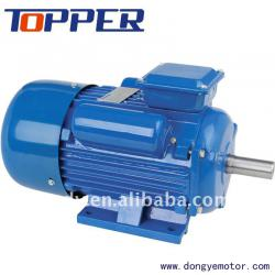 YC series heavy-duty single phase capacitor electric motors
