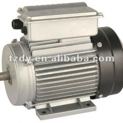YL Series single phase wenling 0.5 hp electric motor(aluminum)