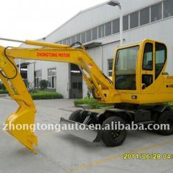 Zhongtong wheel excavator