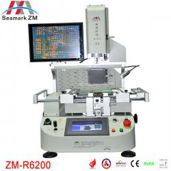 ZM-R6200 Rework Game board machine, Rework computer laptop BGA station Solder BGA Station with 10 years experience