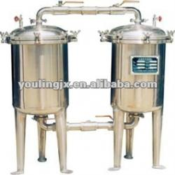 ZRP-4 Series Double Filter equipment,Beverage Machine
