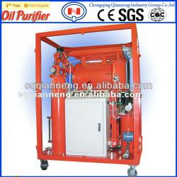ZY-10 High Efficient Vacuum Transformer Oil PurifIer Series