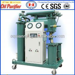 ZYA-10 High Efficient Vacuum Transformer Oil PurifIer Series