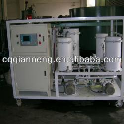 ZYD Two-Stage Vacuum Transformer Oil Purifier with trailer