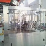 Liquid Filling and bottling Plant-