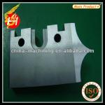 precission customized CNC high manganese steel products-