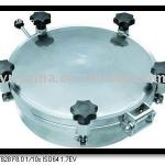 Round type manhole cover(with pressure)-