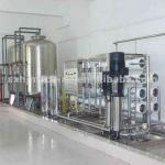 6000L/H auto purified water Treatment System for drinking water-