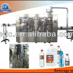 Automatic PLC Pure Water Bottling Machine-