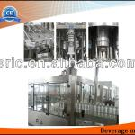 non carbonated Water rinsing bottling sealing plant-