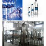 Automatic water bottle 3 in 1 manufacturing machine-