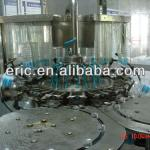 automatic water rinsing filling capping machine-
