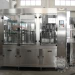 Automatic fruit juice bottle filling machine-